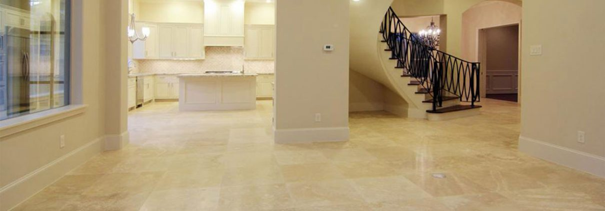 limestone-floor