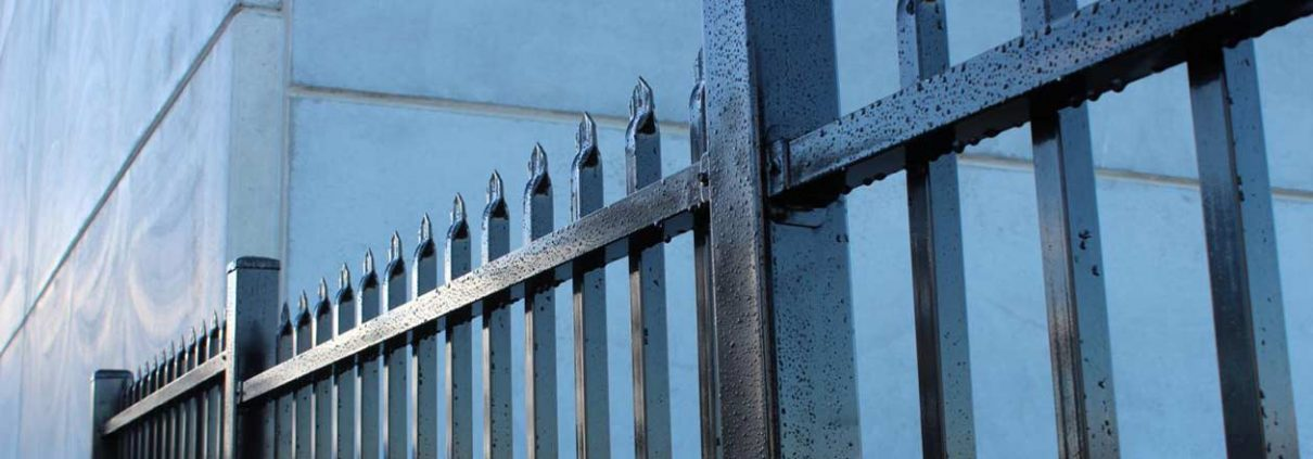 security-fencing
