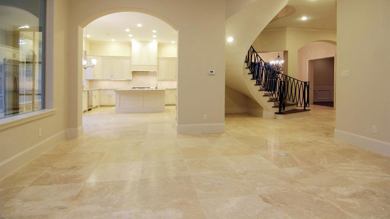 How To Care For Your Limestone Floor Northern Lights